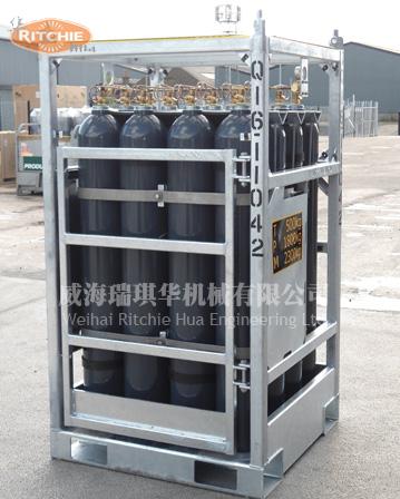 海上平台气瓶集装格